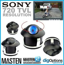 *Reverse Camera HD Colour Night Monitor Wit Rear View Flush Mount CCD Sony View