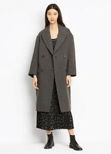 VM NWT VINCE HERRINGBONE WOOL WOMEN COAT SIZE M in C $995