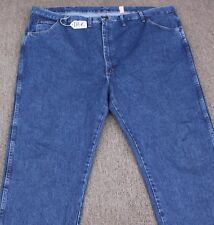 WRANGLER Jeans PANTS For Men Size W48 X L32. TAG NO. 116K