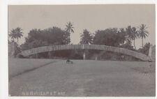 India, Seringapatam Real Photo Postcard, B164