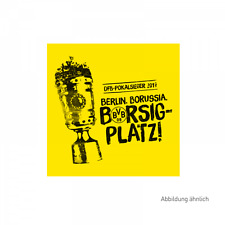 BVB Autoaufkleber Borussia Dortmund Pokalsieger 2017 BVB Aufkleber DFB Pokal