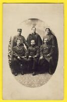 cpa France Carte Photo MILITAIRES SOLDATS Souvenir de la Guerre 1915