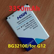 3350mAh BG32100 Battery HTC T3366/G2W/HTC 7 Mozart(T8698)/A7272 Desire Z/A9393