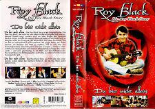 """VHS - """" Du bist nicht allein - Die Roy BLACK Story """" (1996) - Christoph Waltz"""