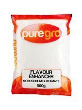MSG - Puregro Flavour Enhancer (Monosodium Glutamate) 500g