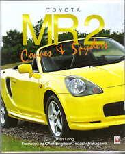 Toyota MR2 Coupes & Spyders by Brian Long Pub. Veloce 2002 1st. ed. Hardback