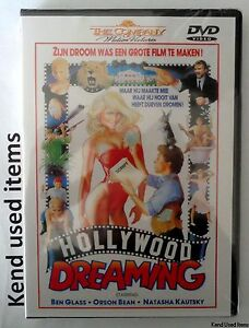 nieuw sealed HOLLYWOOD DREAMING dvd NED. ONDERTITELS English Audio ALL REGIONS