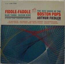 ARTHUR FIEDLER fiddle faddle LP VG+ LSC-2638 Living Stereo SD USA 1s/2s RCA