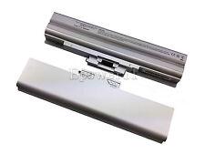 5200mah Battery for Sony VAIO VGN-FW VGP-BPS13/Q VGP-BPS13A/Q VGP-BPS13/S Silver