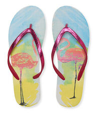 Aeropostale Flamingo Flip-Flop Size 8