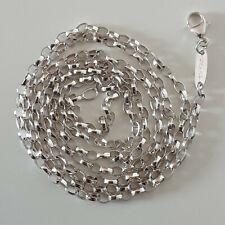 Thomas Sabo Kette Halskette Ankerkette 925er Sterlingsilber 70 cm, Stärke 0,2 cm