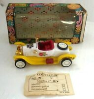 Guisval los coches hippys adler berlina réf 27 made in spain rare item with box