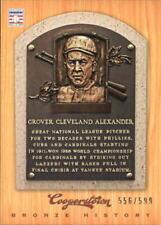 2012 Panini Cooperstown Bronze History Baseball Card Pick