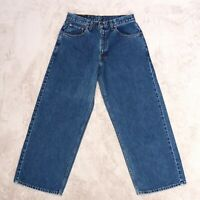 Vintage LEVIS 680 Orange tab Jeans Skosh Loose Fit Wide leg Relaxed Size W32 L30
