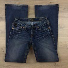Silver Aiko Stretch Boot Cut Women's Jeans Size 28 L33 (AM17)
