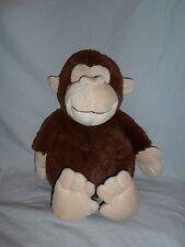 """Big Brown Monkey Plush Animal Toy 19"""""""