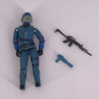 Vintage 1982 Gi Joe Complete Figure Hasbro Rare Cobra Commander Weapons Toy Show
