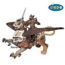Figur / Spielfigur Papo Fantasy 38970 Vogelmensch mit Kampfgreif - NEU
