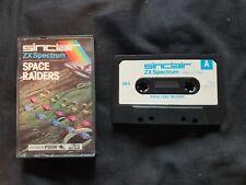 SPACE RAIDERS Spectrum ZX Game