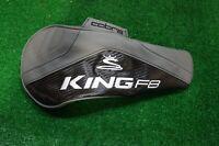 Cobra Golf King F8 Driver Headcover Head Cover Very Good