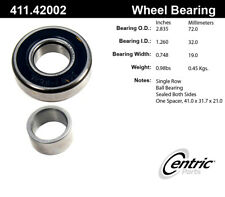 Axle Shaft Bearing Assembly fits 1968-1988 Nissan 200SX 510 Maxima  C-TEK BY CEN