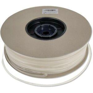 JBL Ø 4/6mm // L: 1m  Siliconschlauch Aqua- Halb-transparent, Luftschlauch / CO2