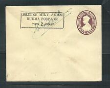 Burma 1945 British Military Administration