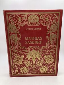 Mathias Sandorf. Verne Jules: Edité par Hachette, 1939