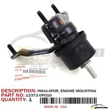 TOYOTA LEXUS FACTORY OEM 12372-0P010 ENGINE TORQUE STRUT SIDE MOUNT INSULATOR