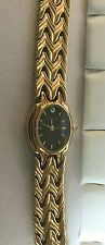 VINTAGE JEWELRY  DUFONTE LUCIEN PICCARD  BRACELET WATCH     NEW