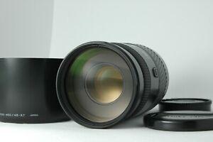 [Opt N MINT] MINOLTA AF APO TELE ZOOM 100-400mm f/4.5-6.7 from JAPAN G98
