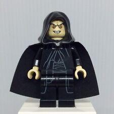 LEGO Star Wars Episode 4/5/6 Emperor Palpatine Minifigure w Hood & Cape