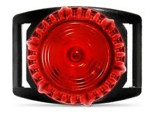 ADVENTURE DOG COLLAR LIGHT RED pig hunting/running dogs/hunting dogs/dog light