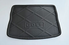 Cargo Trunk Mat Boot Liner Plastic Foam Waterproof for VW Golf 7 13-17 Hatch