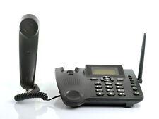 TELEFONO FISSO GSM CON SIM CARD DA TAVOLO SCRIVANIA TIM VODAFONE WIND ANZIANI