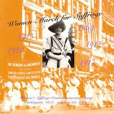 #2980 FD Program 32c Women Suffrage Stamp -DC