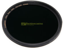 52mm. filtro Neutral Density ND1000 (10 stop) Camdiox PRO Nano Super Coating