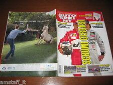 AUTOSPRINT 2006/45=RAIKKONEN Vs. ALONSO=MARCUS GRONHOLM=FABARIA=FERRARI GT 360F1