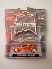 2005 Maisto G Ridez Urban Diecast Collection 1/64 Chopped VW Bug #3