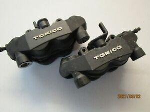 Suzuki GSXR1000 K5/6 Excellent Original Tokico Radial Calipers.