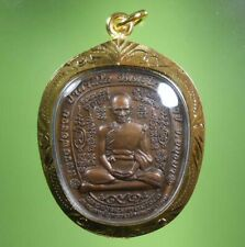 PERFECT! OLD BUDDHA AMULET LP RUAY VERY RARE FROM SIAM !!!