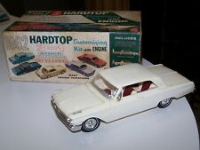 Vintage AMT 1962 Ford Galaxie Hardtop Built w/ Box +++ (1:25 scale)