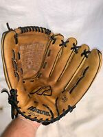 "MIZUNO Professional Model BASEBALL GLOVE Right Hand Throw 14"" GMBF 1401 Leather"