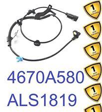 Mitsubishi Outlander 2.0 2.2 2.4 2006-11 Rear Right ABS Sensor 4670A580 ALS1819