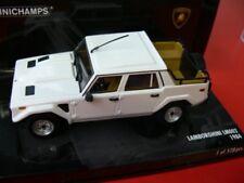 1/43 MINICHAMPS Lamborghini lm002 1984 Blanc 436 103375