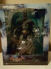 Batman Arkham Asylum Square Enix Play Arts No 1 & the Joker w/ Scarface