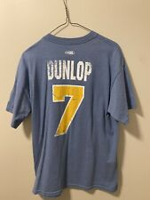 Slap Shot Movie T Shirt Jersey Charlestown Chiefs Reggie Dunlop