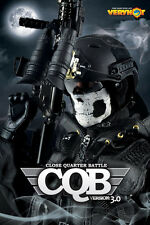 VERY HOT US NAVAL CQB Close Quarters Battle 3.0 Set 1/6