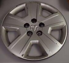 2007 2008 2009 Dodge Caliber OEM Hubcap Silver (fits 17in steel) 8027 05105021