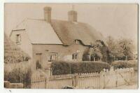 Micheldever Village Post Office Hampshire 1933 Vintage RP Postcard 342c
